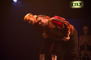 Theatre photography. Birmingham School of Acting BSA